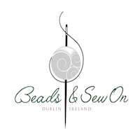 Beads and sew on Dublin Ireland, contact beads and sew on