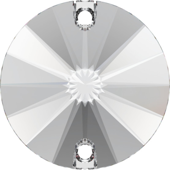 rivoli, swarovski crystal sew on stone, crystal 3200 001 sew on stone, swarovski round sew on stone, swarovski round 3200, swarovski round 10mm, swarovski round 12mm,swarovski round 14mm, swarovski round 16mm,swarovski round 18mm