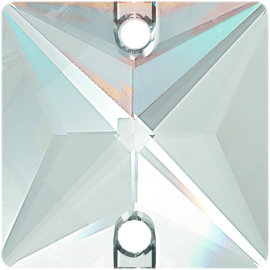 crystal sew on stone, swarovski square sew on stone, swarovski square 3240, swarovski square 16mm, swarovski square 22mm,