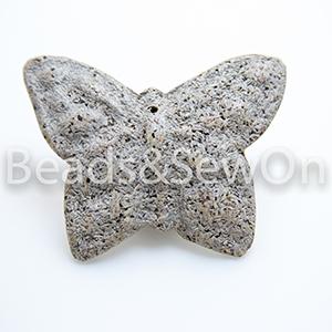 Eco beads butterflies Stone