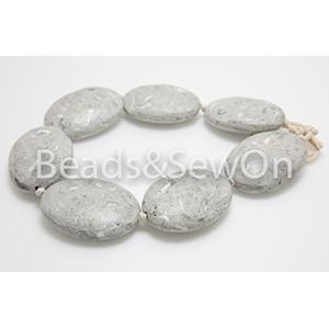 Eco Pebble necklace 6074