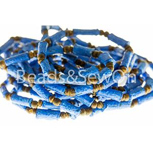 Eco Beads Tube Blue