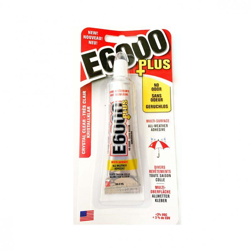 new E6000 glue reformulated 28.6 ml, 1 oz tube
