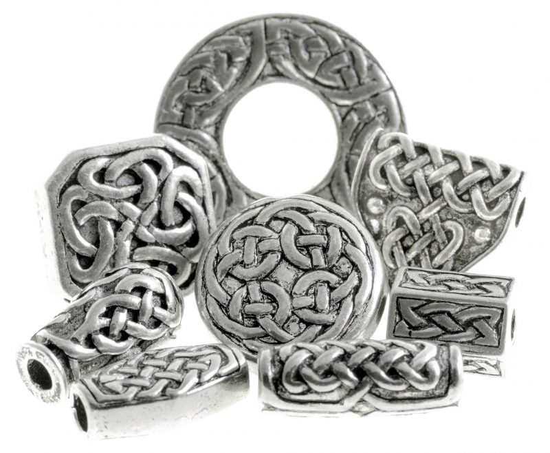 Celtic Beads Collection In Ireland